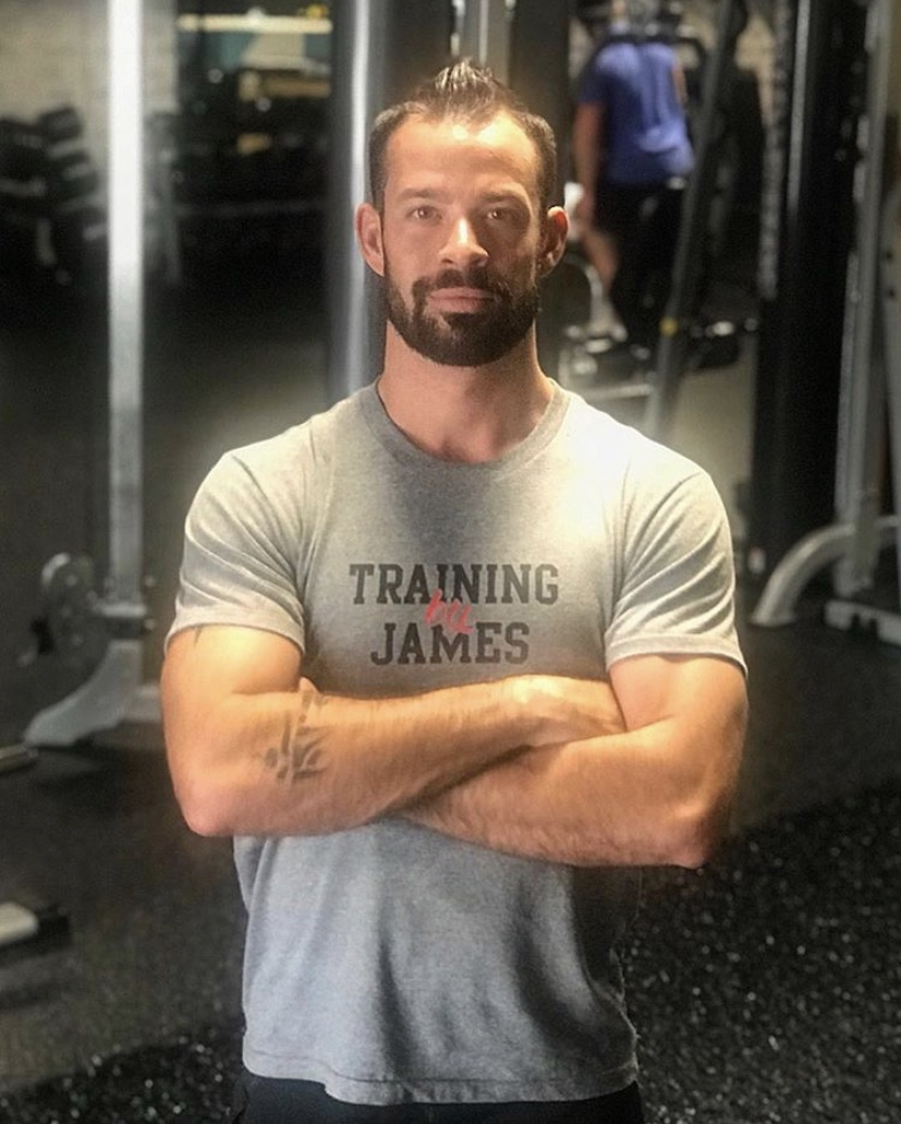 James Short personal trainer