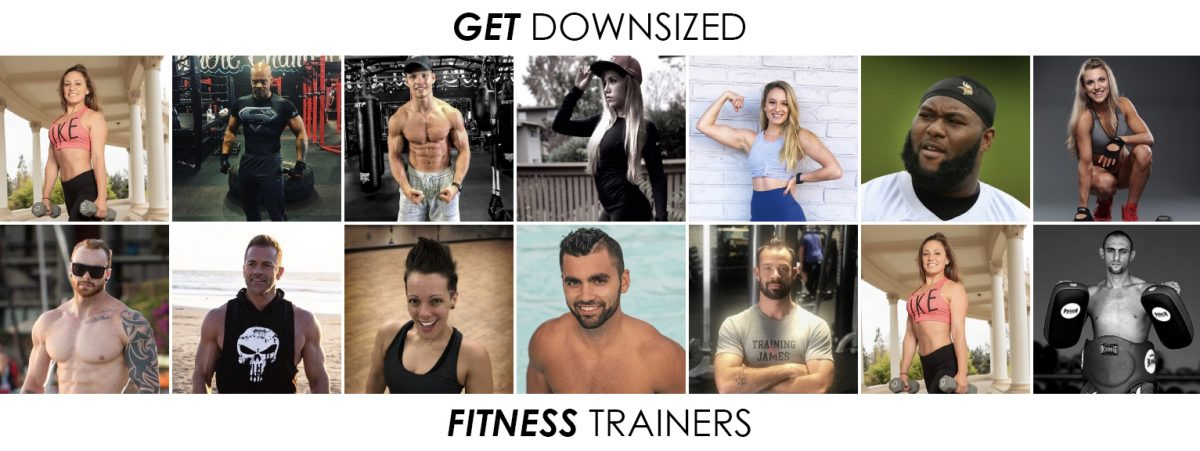 get downsized fitness trainers extreme san diego weight loss